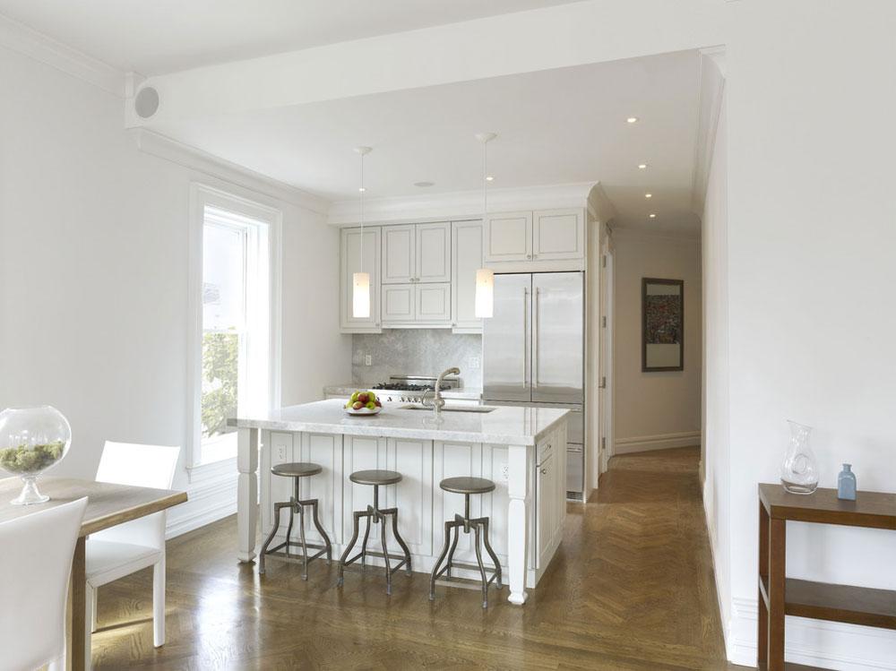 Prospect-Park-West-Kitchen-von-Horrigan-OMalley-Architects Kitchen Stall Idéer till ditt lilla kök