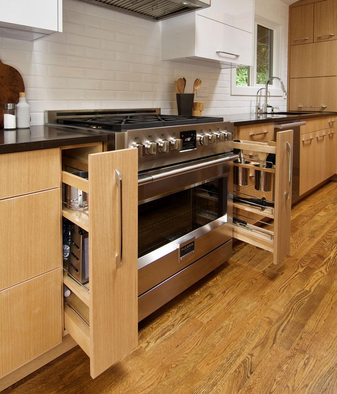 Funktionsstil-Modern-Kitchen-Redesign-by-Interiors-by-Popov-2 idéer för köksbås för ditt lilla kök