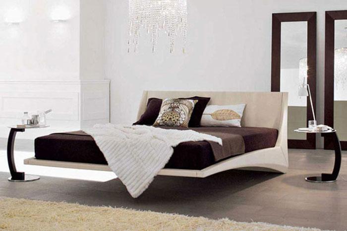 81578907247 Samling av riktigt coola flytande sängdesigner