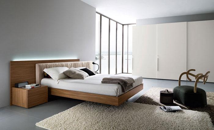 81578814003 Samling av riktigt coola flytande sängdesigner