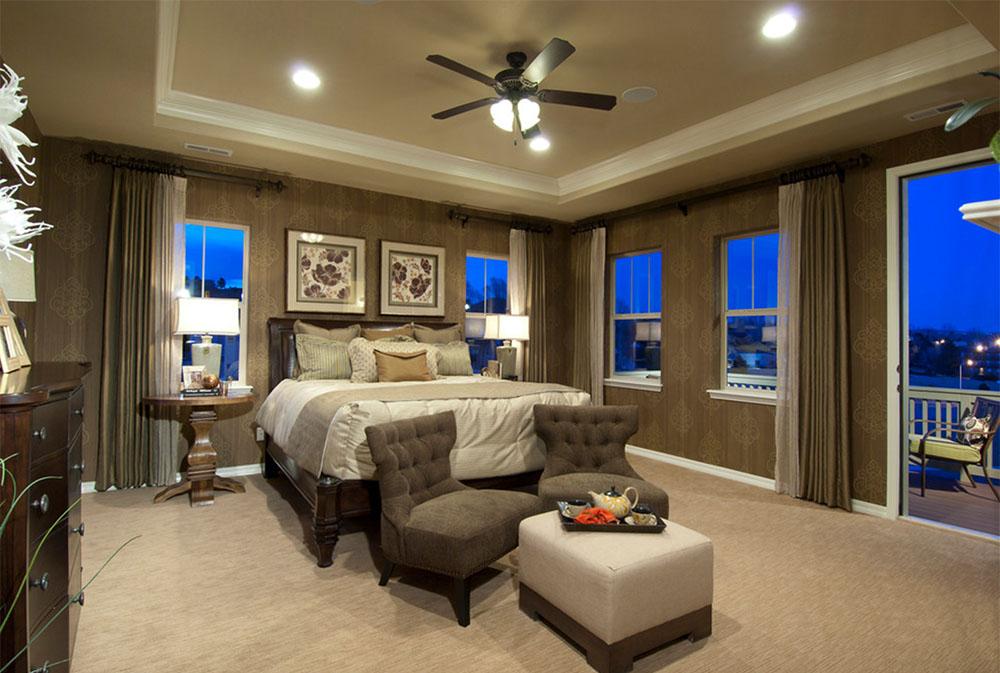 Century-Communities-Colorado-Springs-by-Housing-Building-Association-of-Colorado-Springs Bedroom Stolar: stora, små och bekväma exempel