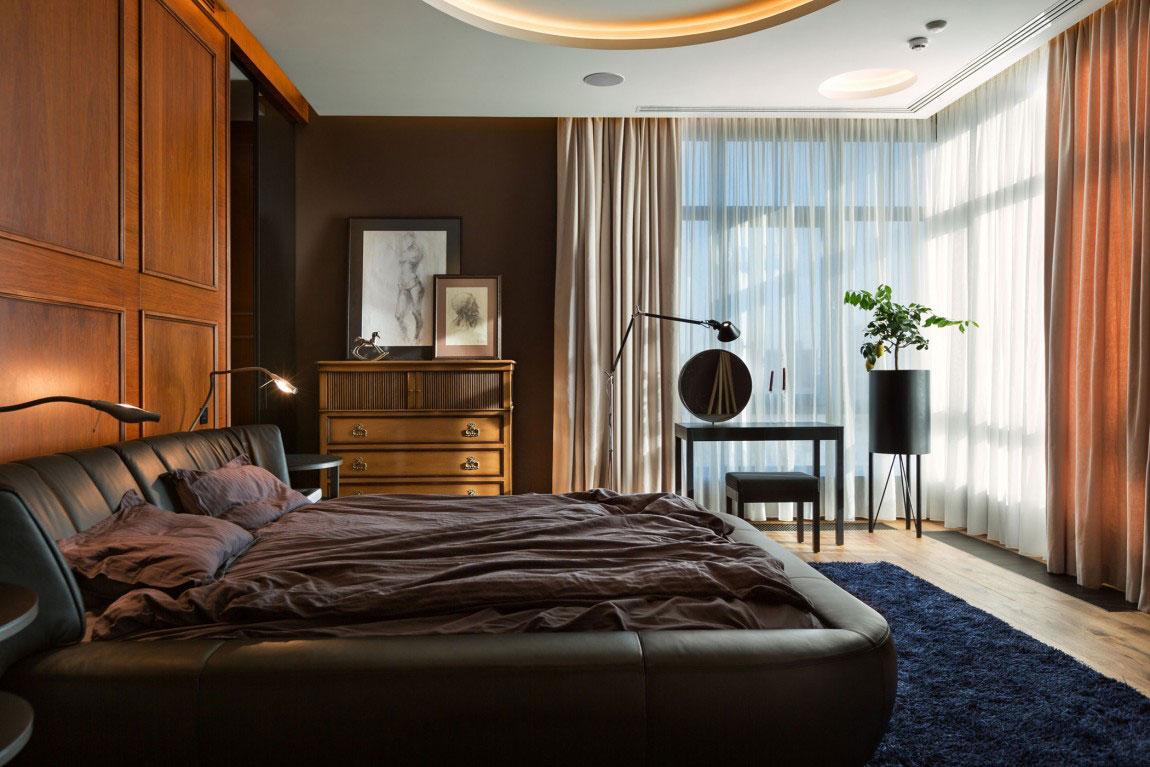 Oförglömlig lägenhet i Kiev designad av Studio BARABAN-15 oförglömlig lägenhet i Kiev designad av Studio BARABAN