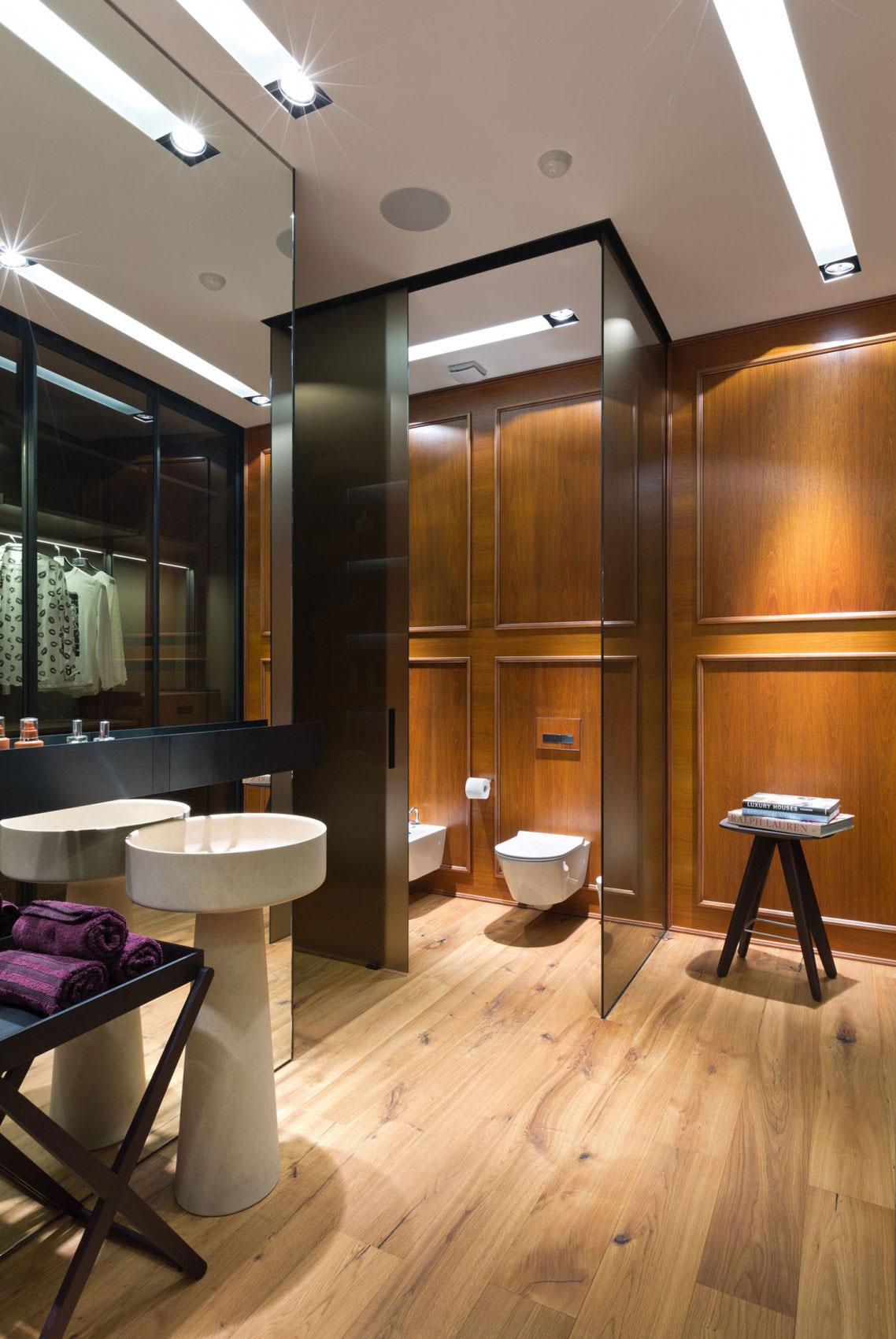Oförglömlig lägenhet i Kiev designad av Studio BARABAN-18 Oförglömlig lägenhet i Kiev designad av Studio BARABAN