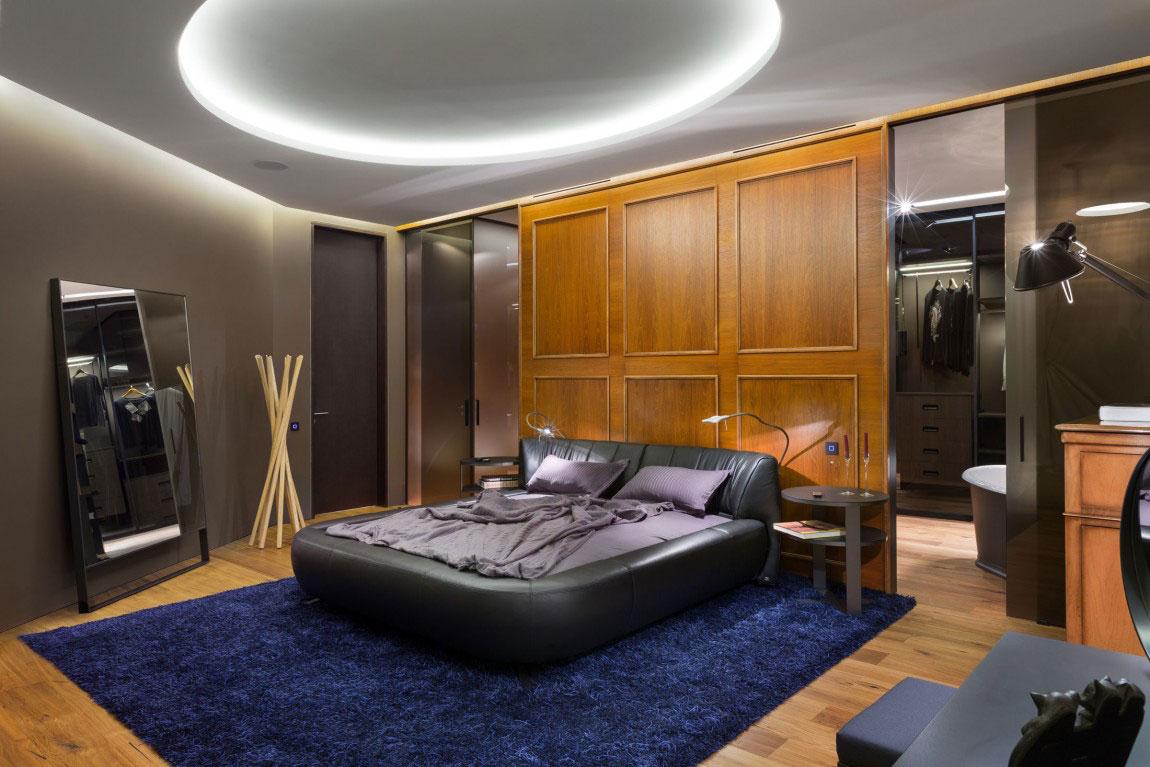 Oförglömlig lägenhet i Kiev designad av Studio BARABAN-14 Oförglömlig lägenhet i Kiev designad av Studio BARABAN