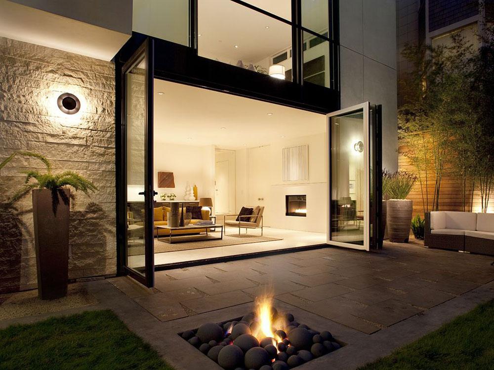 Försköna din trädgård med dessa designidéer för eldstaden 7 Försköna din trädgård med dessa designidéer för eldstaden