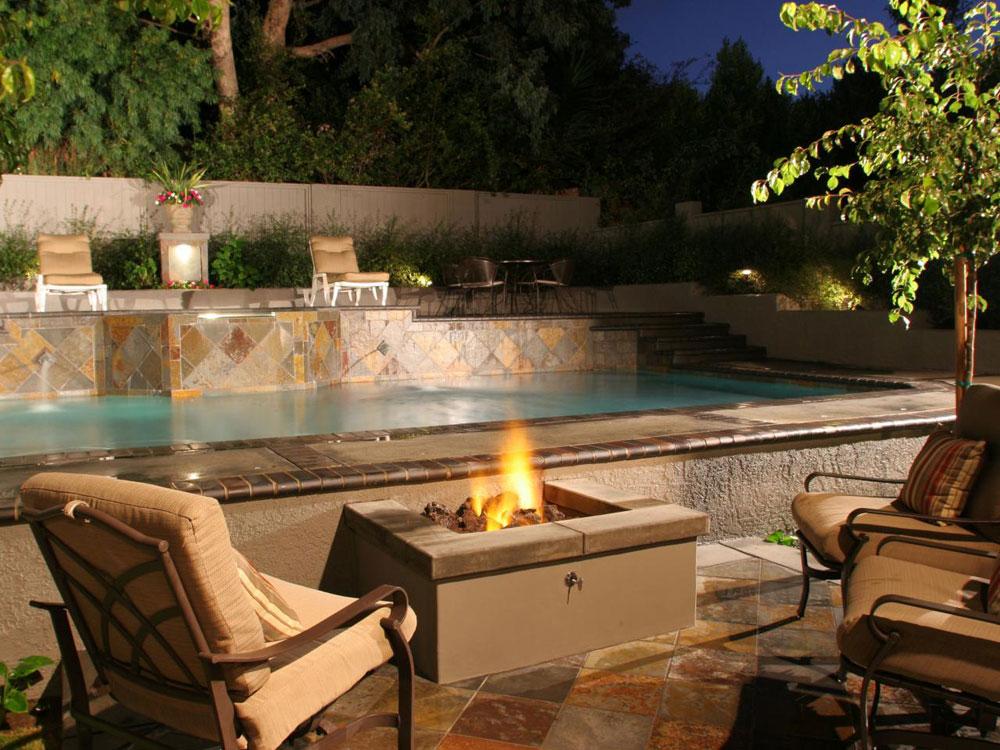 Försköna din trädgård med dessa eldgrops designidéer 5 Försköna din trädgård med dessa eldgrops designidéer