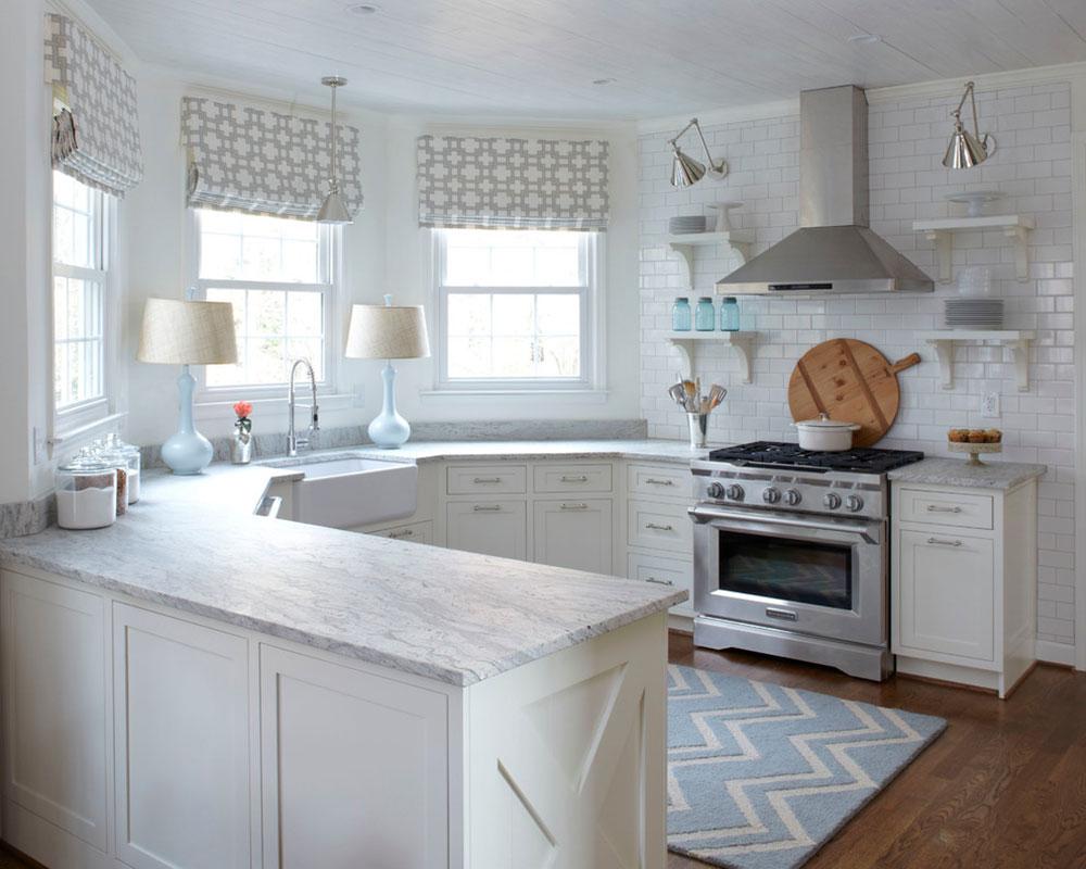Öppna köksskåp är lättare att använda6 Öppna köksskåp är lättare att använda