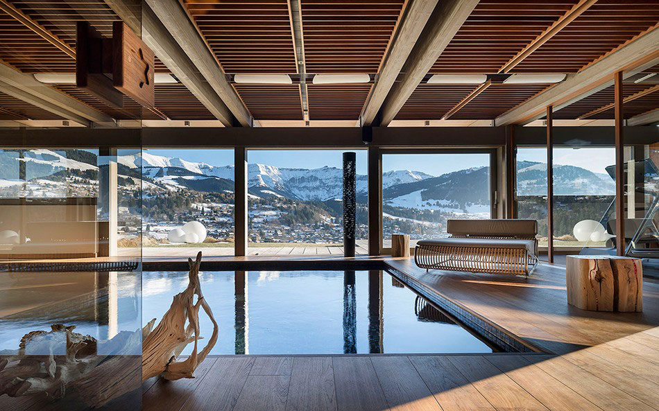 Den lyxiga och imponerande Chalet Mont-Blanc-19 Den lyxiga och imponerande Chalet Mont Blanc
