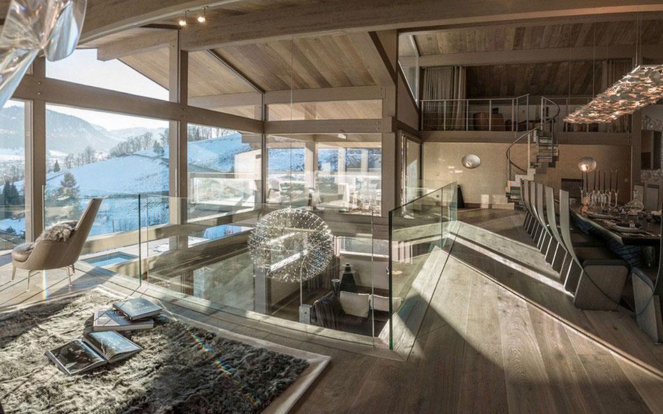 Den lyxiga och imponerande Chalet Mont-Blanc-5 Den lyxiga och imponerande Chalet Mont Blanc