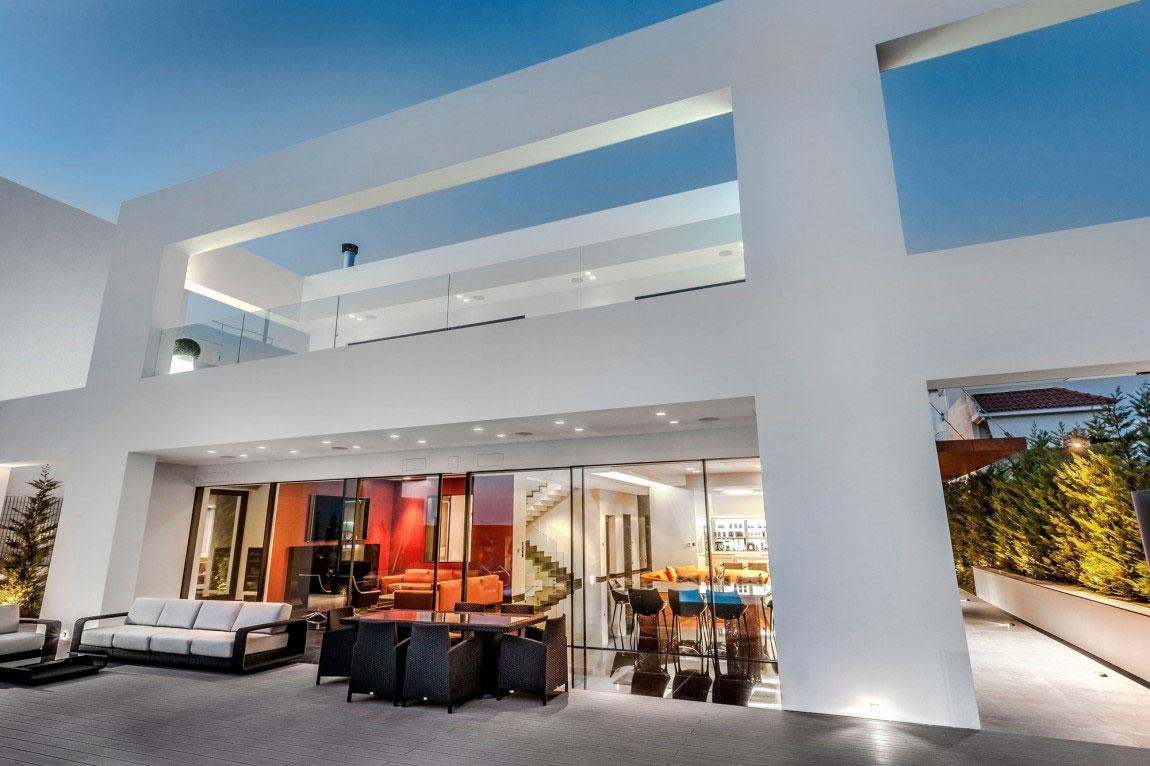 Modernt familjehus av Dolihos Architects-17 Modernt familjehus av Dolihos Architects