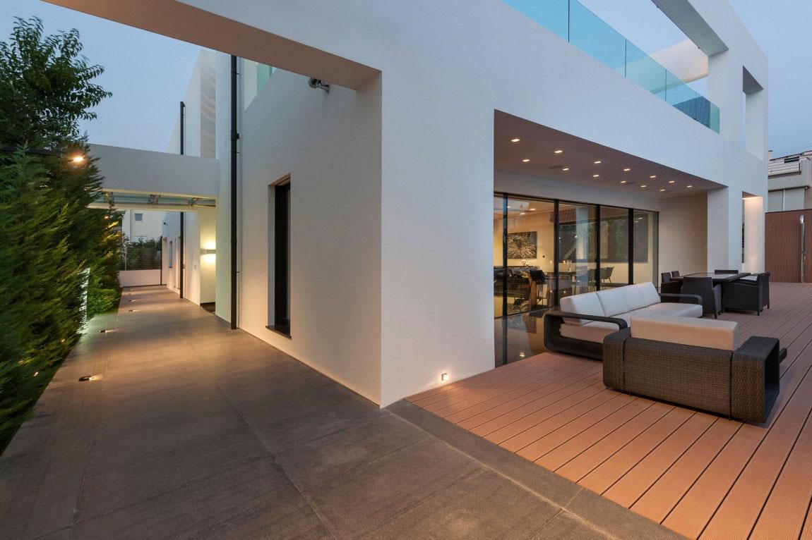 Modernt familjehus av Dolihos Architects-16 Modernt familjehus av Dolihos Architects