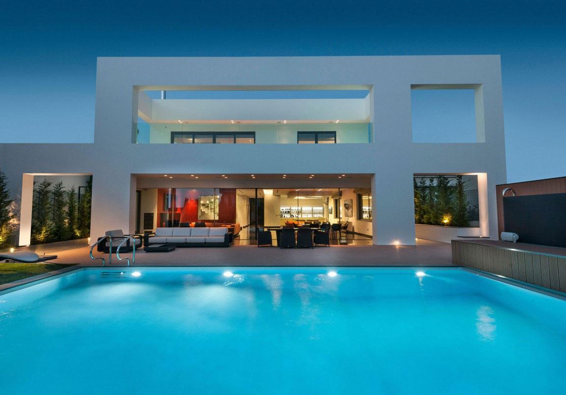 Modernt familjehus av Dolihos Architects-19 Modernt familjehus av Dolihos Architects