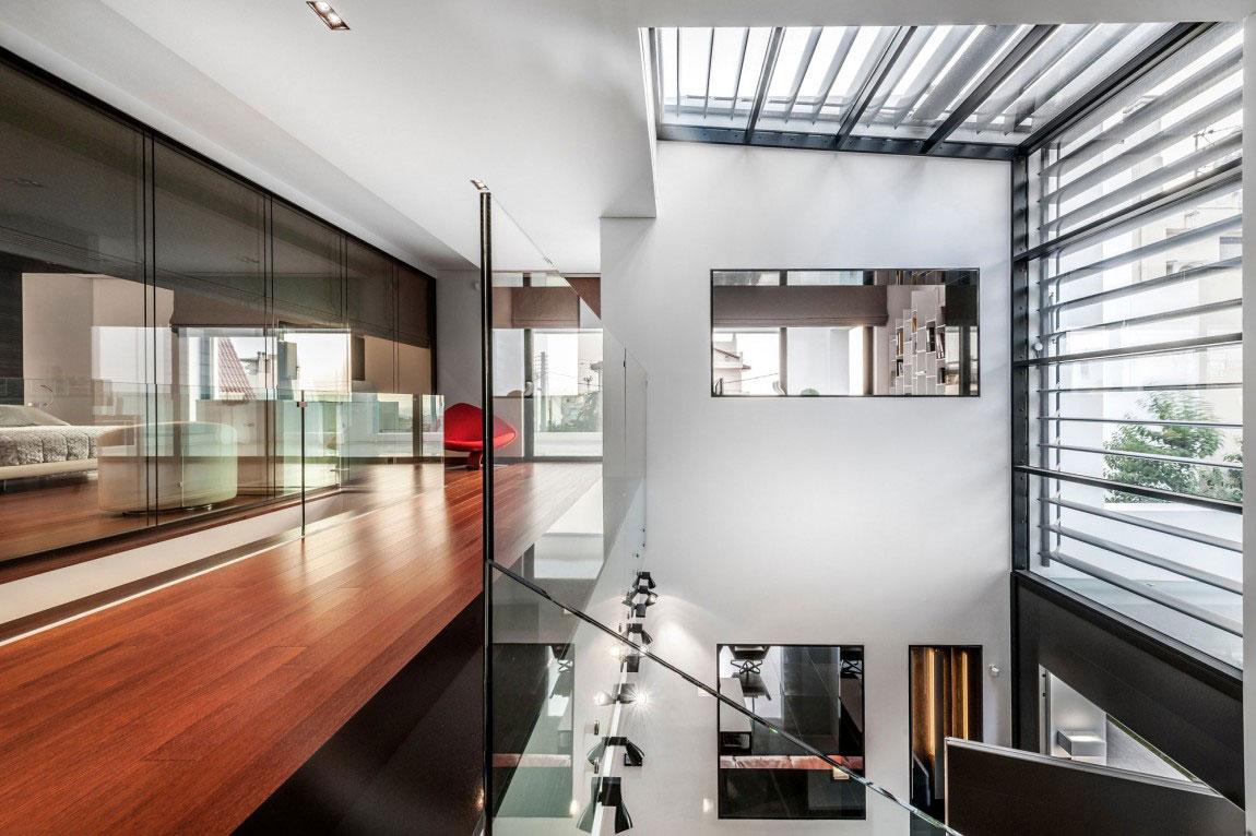 Modernt familjehus av Dolihos Architects-10 Modernt familjehus av Dolihos Architects