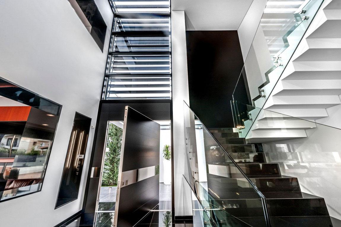 Modernt familjehus av Dolihos Architects-3 Modernt familjehus av Dolihos Architects