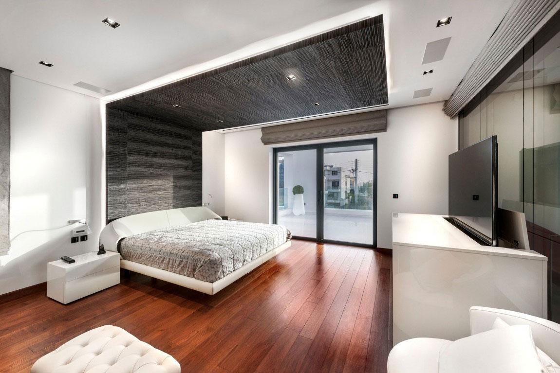 Modernt familjehus av Dolihos Architects-12 Modernt familjehus av Dolihos Architects