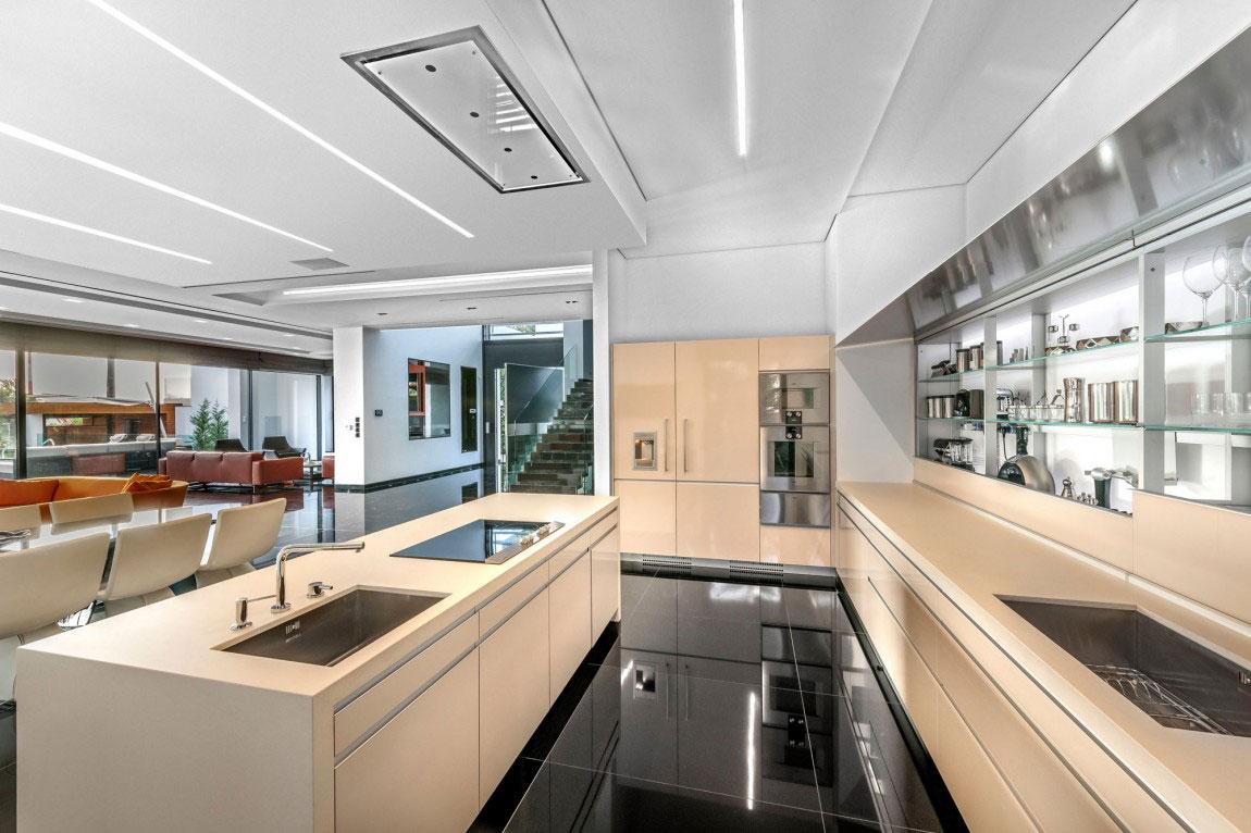 Modernt familjehus av Dolihos Architects-7 Modernt familjehus av Dolihos Architects