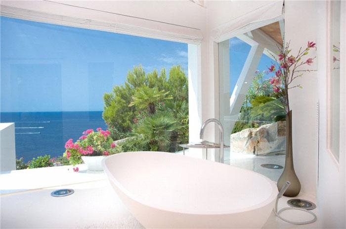 65790901581 Lyxigt hus med vacker utsikt och vita rum i Cala Marmacen