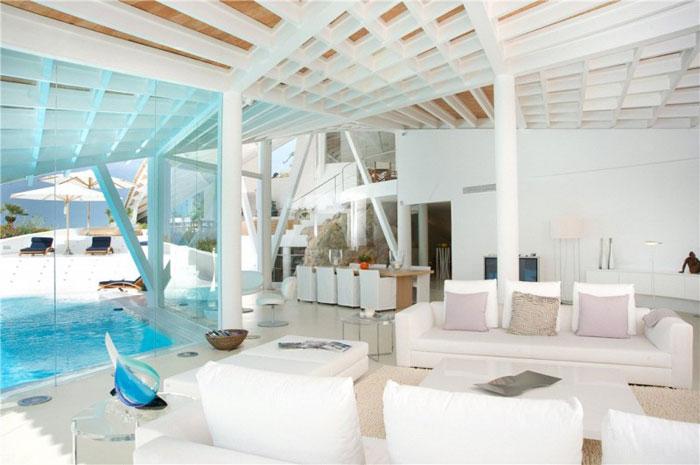 65790855237 Lyxigt hus med vacker utsikt och vita rum i Cala Marmacen