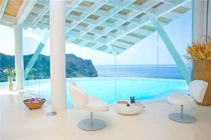 65790831684 Lyxigt hus med vacker utsikt och vita rum i Cala Marmacen