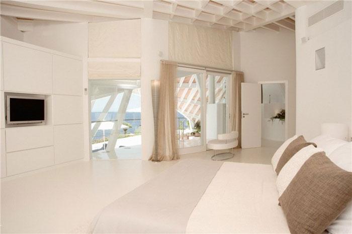 65790930114 Lyxigt hus med vacker utsikt och vita rum i Cala Marmacen