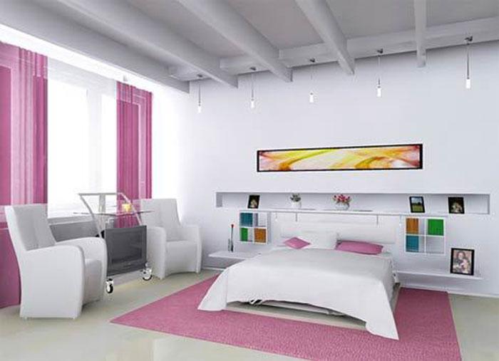 67468252572 En samling färgglada och moderna sovrumsdesigner