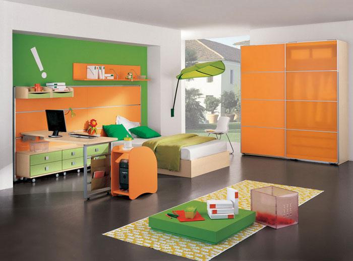 67468320085 En samling färgglada och moderna sovrumsdesigner