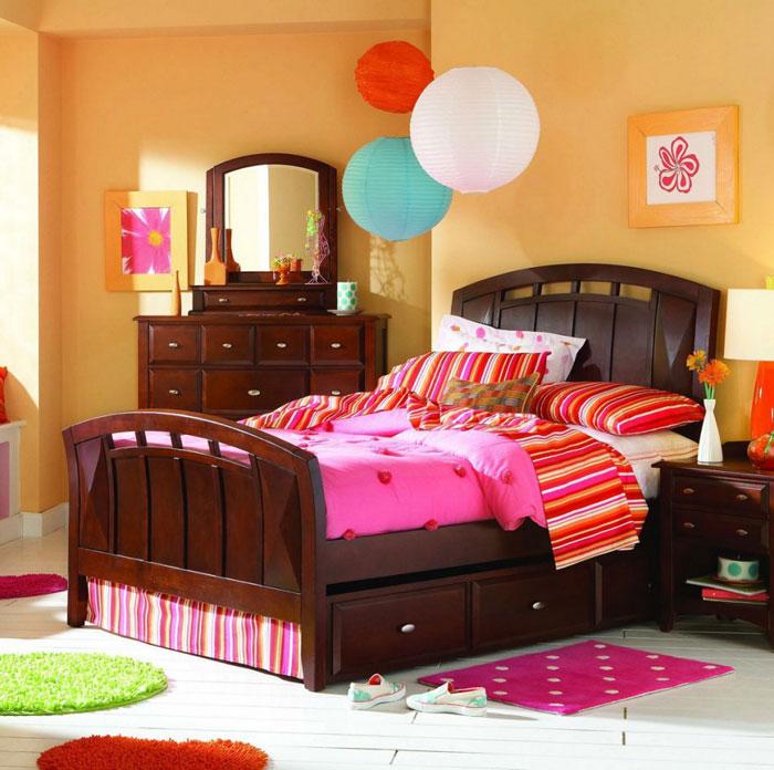 67468153325 En samling färgglada och moderna sovrumsdesigner