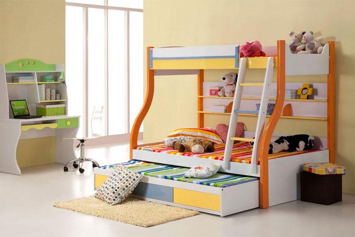 67468232328 En samling färgglada och moderna sovrumsdesigner