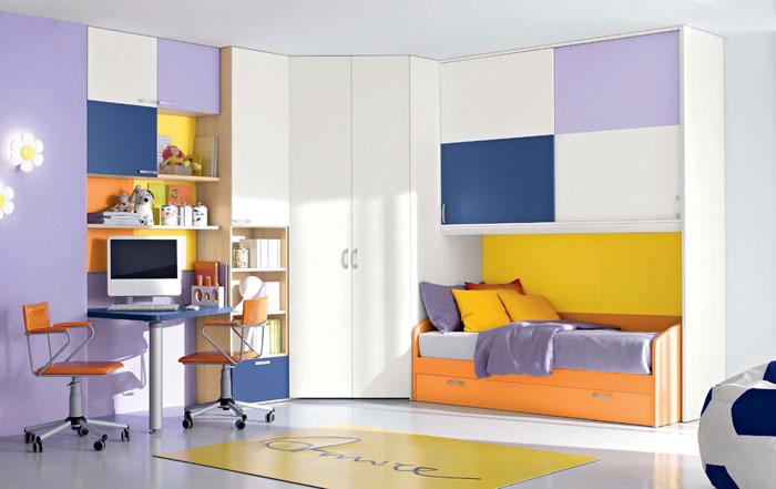 67468410922 En samling färgglada och moderna sovrumsdesigner