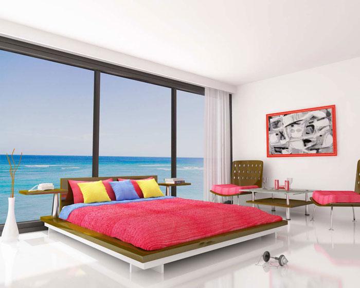 67468217775 En samling färgglada och moderna sovrumsdesigner
