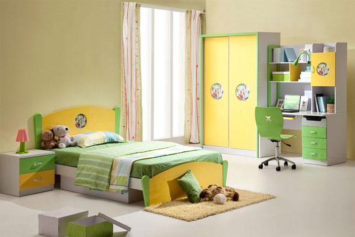 67468140228 En samling färgglada och moderna sovrumsdesigner