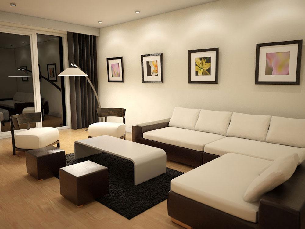 Välja de bästa neutrala färgerna för vardagsrummet 5 Hur man väljer de bästa neutrala färgerna för vardagsrummet