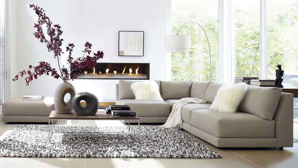 Välja de bästa neutrala färgerna för vardagsrummet 3 Hur man väljer de bästa neutrala färgerna för vardagsrummet
