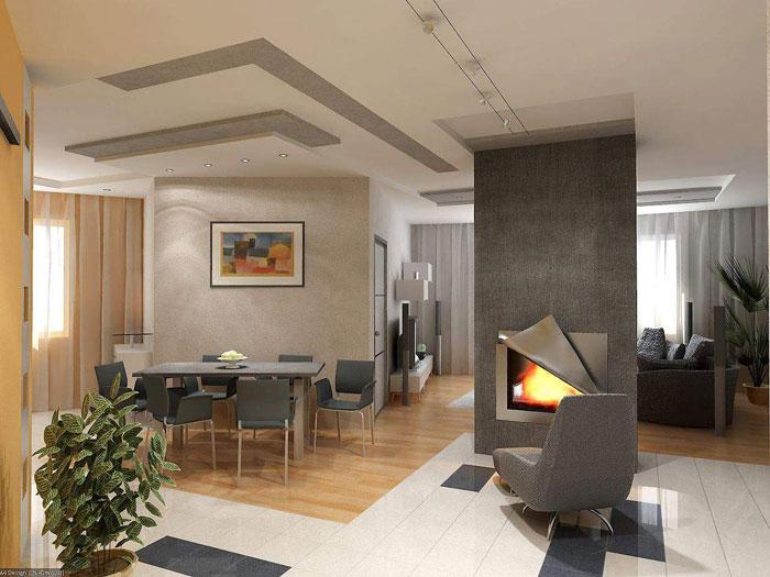 77261654027 Modern interiördesign - 20 fantastiska rum