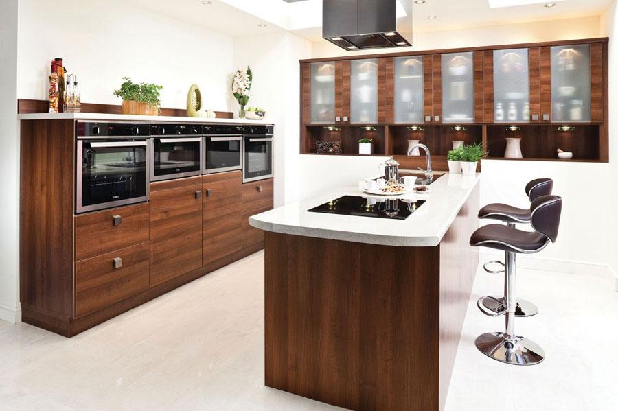 2 moderna kökö-idéer för kök med en fantastisk design