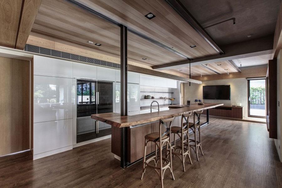 15 moderna kökö-idéer för kök med en fantastisk design