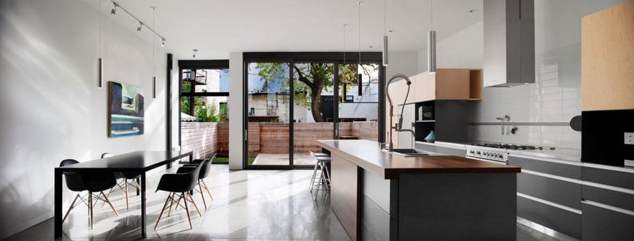 7 moderna kökö-idéer för kök med en fantastisk design