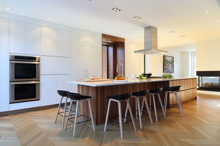 12 moderna kököidéer för kök med en fantastisk design