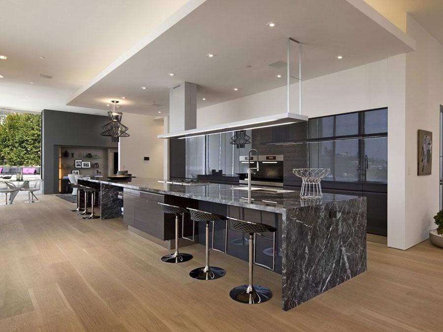 6 moderna kökö-idéer för kök med en fantastisk design