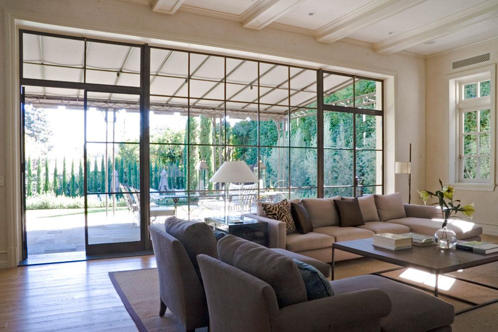 Designidéer från golv till tak2 Designidéer från golv till takfönster