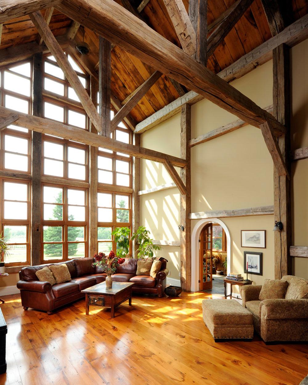 Designidéer från golv till tak 10 Designidéer från golv till tak