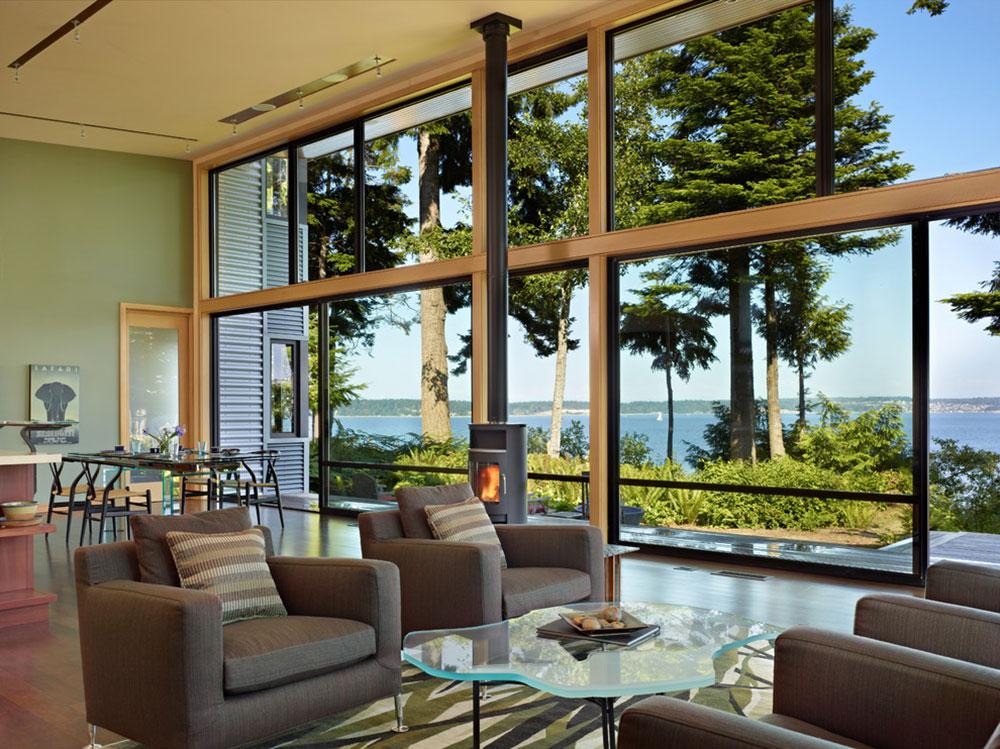 Designidéer från golv till tak3 Designidéer från golv till takfönster