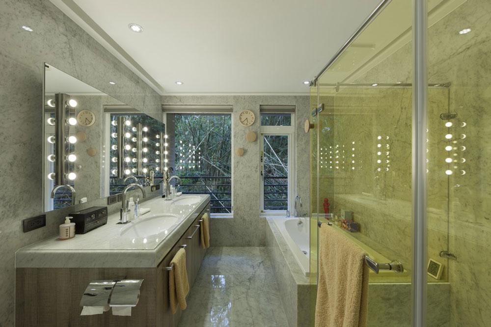 Fina idéer för att dekorera ett badrum 8 Fina idéer för att dekorera ett badrum