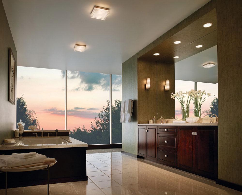 Fina idéer för att dekorera ett badrum 5 Fina idéer för att dekorera ett badrum