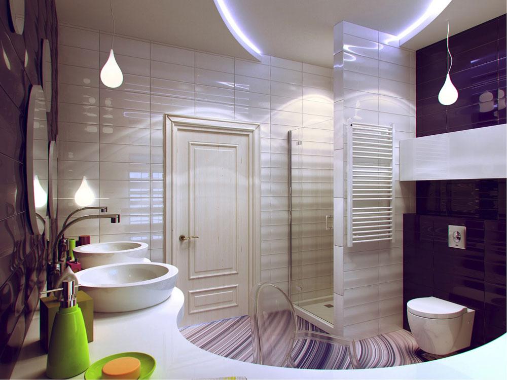 Fina idéer för att dekorera ett badrum 2 Fina idéer för att dekorera ett badrum
