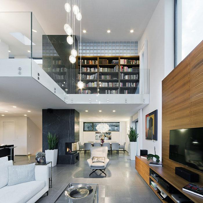 81677537301 Modernt sommelierhus designat av Sandor Duzs och Architema