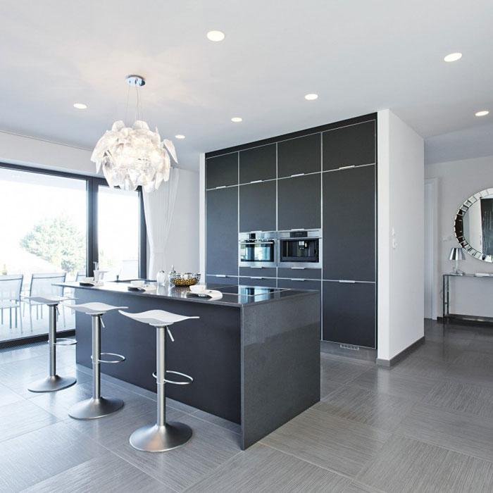 81677558260 Modernt sommelierhus designat av Sandor Duzs och Architema