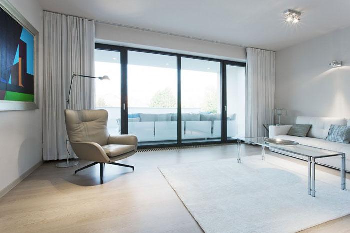 81677584562 Modernt sommelierhus designat av Sandor Duzs och Architema