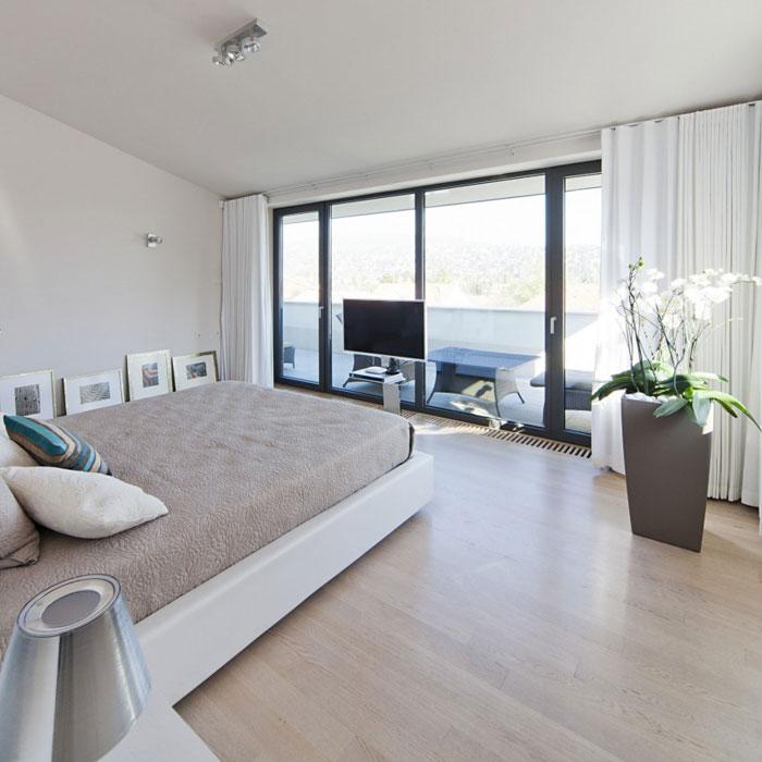 81677611945 Modernt sommelierhus designat av Sandor Duzs och Architema