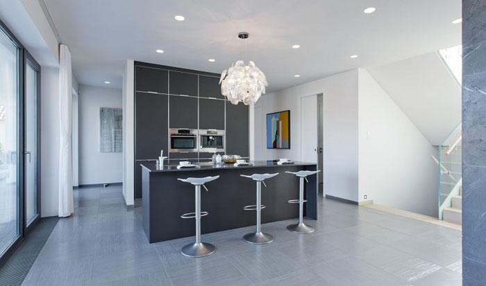 81677546785 Modernt sommelierhus designat av Sandor Duzs och Architema
